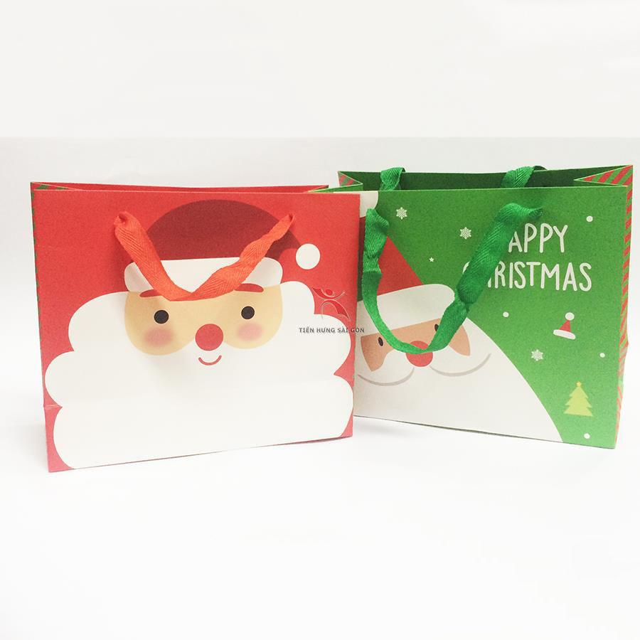 In Túi Giấy Giáng Sinh Tại Quận Tân Phú - in thung carton,in thùng  carton,in hop giay,in hộp giấy,in tui giay,in an bao bi